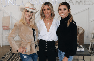 Reunited and it feels so good: Heidi Montag, Kristin Cavallari and Audrina Patridge photographed together in January 2020 (Photo: Kristin Cavallari/Instagram)