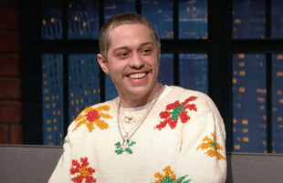 Pete Davidson may be the only one excited for Elon Musk to host SNL (NBC)