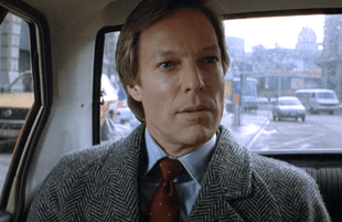 Richard Chamberlain in The Bourne Identity (ABC)