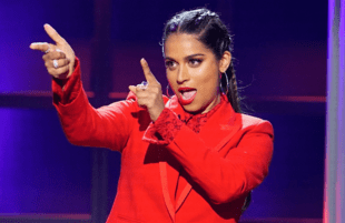 Lilly Singh came out guns-a-blazing when she took over the 1:30am timeslot in 2019. Tonight A Little Late with Lilly Singh comes to an end, and so does NBC's three decades-old late-late-night talk show timeslot. (Photo:NBC)