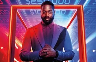 NBA All-Star Dwyane Wade hosts The Cube, premiering tonight on TBS.