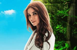 Roselyn Sanchez stars as Elena Roarke in Fox's Fantasy Island.