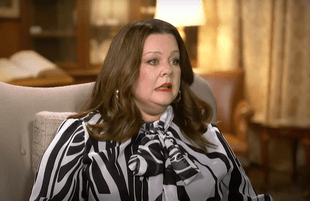Melissa McCarthy on The Late Show with Stephen Colbert (Photo: CBS)