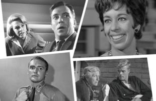 William Shatner, Carol Burnett, Dennis Hopper and Robert Redford all appeared in classic Twilight Zone episodes.