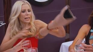 Avivia Drescher put it all on the table in RHONY' legendary 2014 end-of-the-season throw-down.