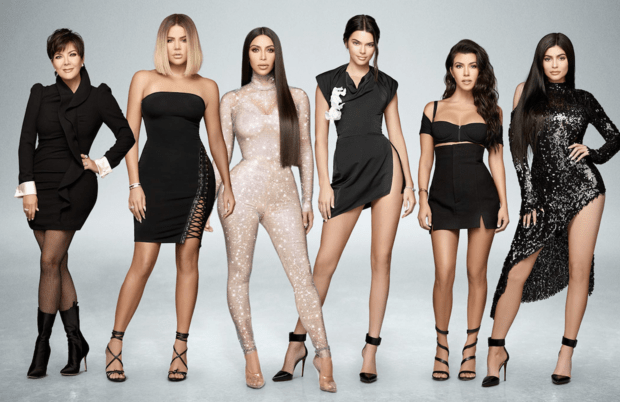 The Kardashians may be bidding farewell to their long-running E! series, but scholarly reaction to it will likely continue for some time. (Photo: E!)