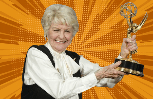 """Stritch declared she wasn't leaving the stage """"until somebody comes and gets me"""" — and she meant it. (Photo: ABC)"""