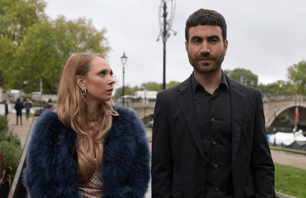 The world deserves more time with Keeley (Juno Temple) and Roy (Brett Goldstein), Ted Lasso's golden couple.