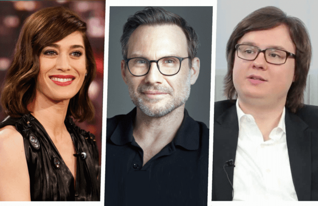 Lizzy Caplan, Christian Slater and Clark Duke lead the voice cast of Netflix's latest adult animated comedy.
